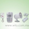 Dual Motion Detector With Magnetic Sensor 5200