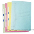 Paper File With Clip