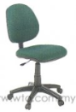Computer/Secretarial Low Back Chair W/O Armrest CL-4400(A)