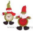 Santa Claus Clock