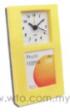 Photoframe Alarm Clock RV-0203-YW