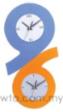 Wall Clock F-9075