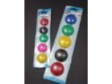 Adhesives and Tapes - Colour Magnet Button