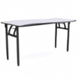 WOODSIDE Wave Table - Grey Colour