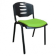 EAZI Library Chair - Fabric - Apple Green