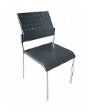 PLASTO Chair PP Shell Black