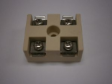 2 Pole Ceramic Terminal Block (MK35A)