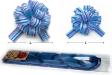 RL08a(L) - Pull Ball Blue Stripe Ribbons (L)