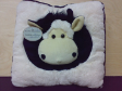 Cow Themed Plush Cushion (TC2003)