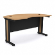 ROZET Office Executive Table V4  - Beech Colour - 1500(W) x 750(D) x 760(H)