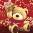 Greeting Gift Tags - GT781