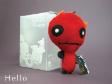 003 - AEIOU Small Soft Toys