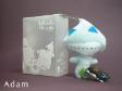 008 - AEIOU Small Soft Toys
