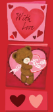 Valentine Cards - C407