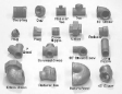 Pipe Fittings (Malleable Cast Iron Fittings)