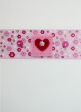10 x Handmade Valentine Greeting Cards (HC115)