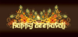 Deepavali Greeting Cards - C392