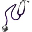 Spirit CK-601PF Majestic Series Adult Dual Head Stethoscope (W.M)