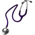 Spirit CK-601PF Majestic Series Adult Dual Head Stethoscope (E.M)