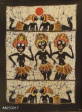 Batik Painting Collection - Dancing Ladies