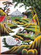 Batik Painting Collection-Life beauty 生活美景