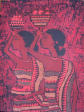 Batik Painting Collection-Women 妇女