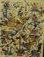 Batik Painting Collection人生百态 The vicissitudes of life