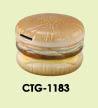 Clay Coin Box - Hamburger