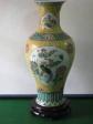 清朝康熙年代制造花瓶