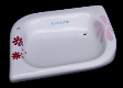 Claytan Soap Holder - L110.0 X W140.0 X H45.0