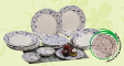 Dinner Sets and Tea Sets - Kensington 590616 (B)