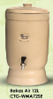 Claytan Fine China Ceramic Water Dispenser 12L Capacity
