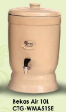 Claytan Fine China Ceramic Water Dispenser 10L Capacity