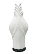 The White Collection Kebaya Sculpture Lamp Series 06.