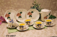 Dinner Sets and Tea Sets - Modern Batik 640617