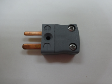 Miniature Type B Thermocouple Plug