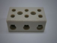 3 Pole Ceramic Connector (2-2031-3)