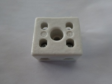 2 Pole Ceramic Connector (2-2021-2)
