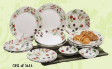 Dinner Sets and Tea Sets - Rococo Fruit 410616