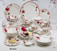 Dinner Sets and Tea Sets - Rosebell 540640