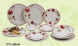 Dinner Sets and Tea Sets - Rosebell 540616
