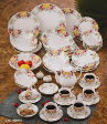 Dinner Sets and Tea Sets - Rosabunda 450640