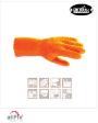 FISHERMAN Rubber Coated Gloves By Mr. Mark