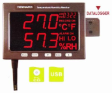 Temperature & Humidity Datalogging Monitor (TM185D)