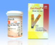 Easy Touch Uric Acid Test Strip (25 Pcs/Vial)