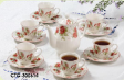 Dinner Sets and Tea Sets - Wild Rose 300614