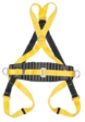 MILLER Full Body Harness with Front & Rear D Ring and Work Positioning