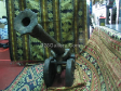 BRC02 17th Century Large 4.3 Feet Lantaka Bronze Cannon