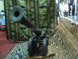 BRC02 17th Century Large 4.3 Feet Lantaka Bronze Cannon