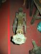 BRC09 17th Century 4 Feet Lantaka Seahorse Bronze Cannon